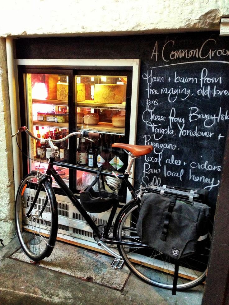 A Common Ground, Salamanca Hobart