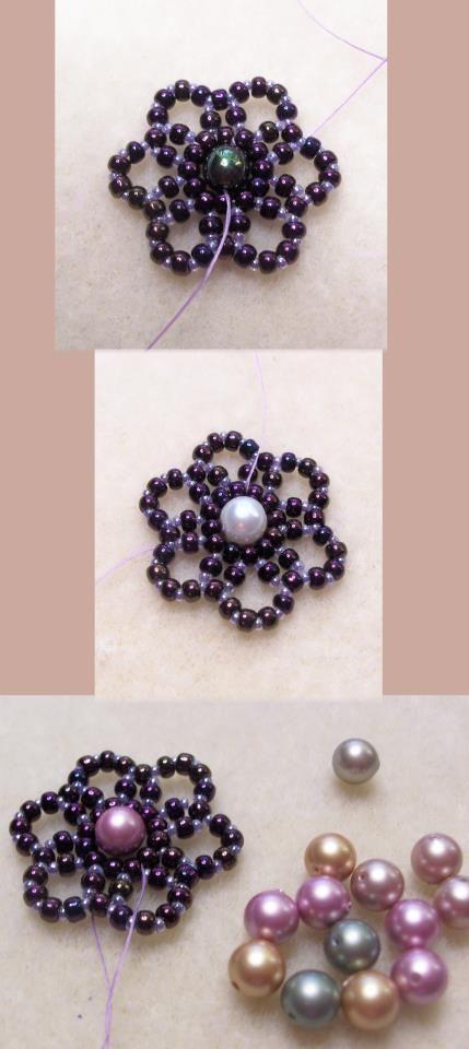296 best bead work beading tutorial images on