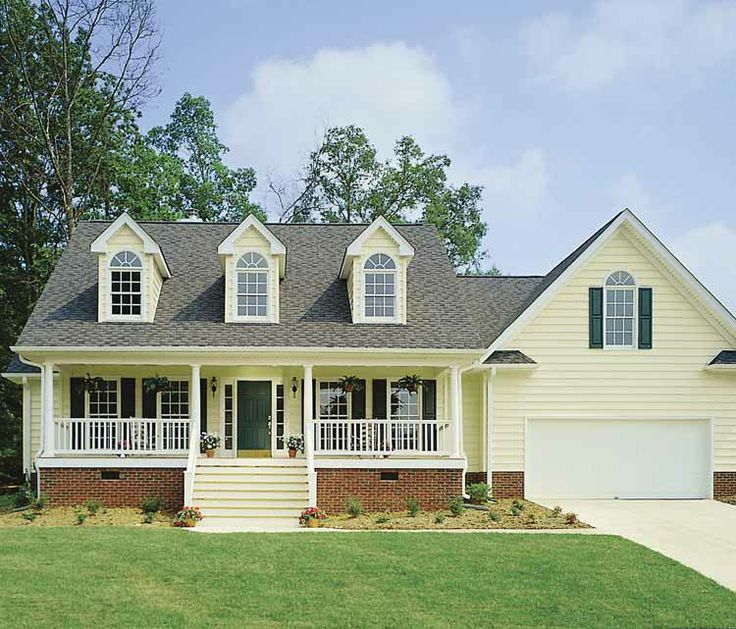 2 story country style house plans
