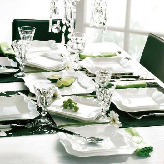Dinner Table Setting Ideas For The Christmas Dinner Is A Great Way To Make  The Day Even More Memorable. Part 53