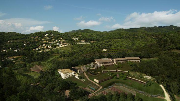 Mas Salagros, Eco Resort & Ancient Baths - die BIO HOTELS