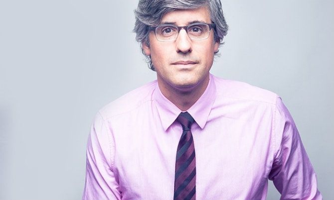 Mo Rocca to Host Hot Dog Happy Hour at New York Wine & Food Festival