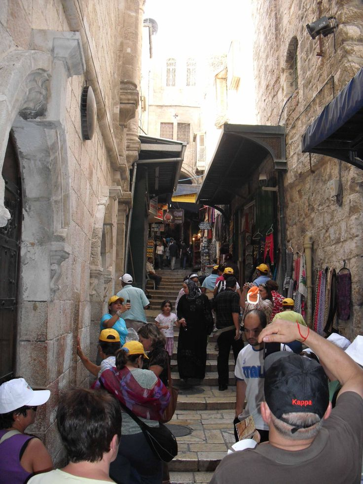 Jerusalem, Altstadt