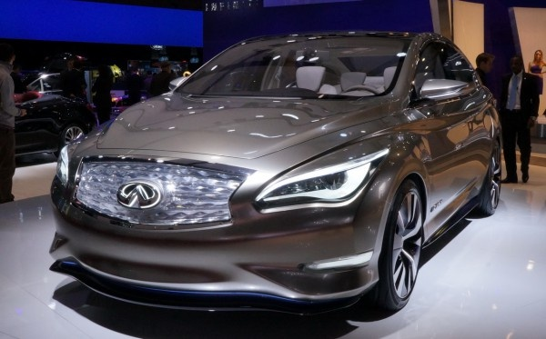 INFINITI 2020 Infiniti Essence Concept | MY CAR and More ...
