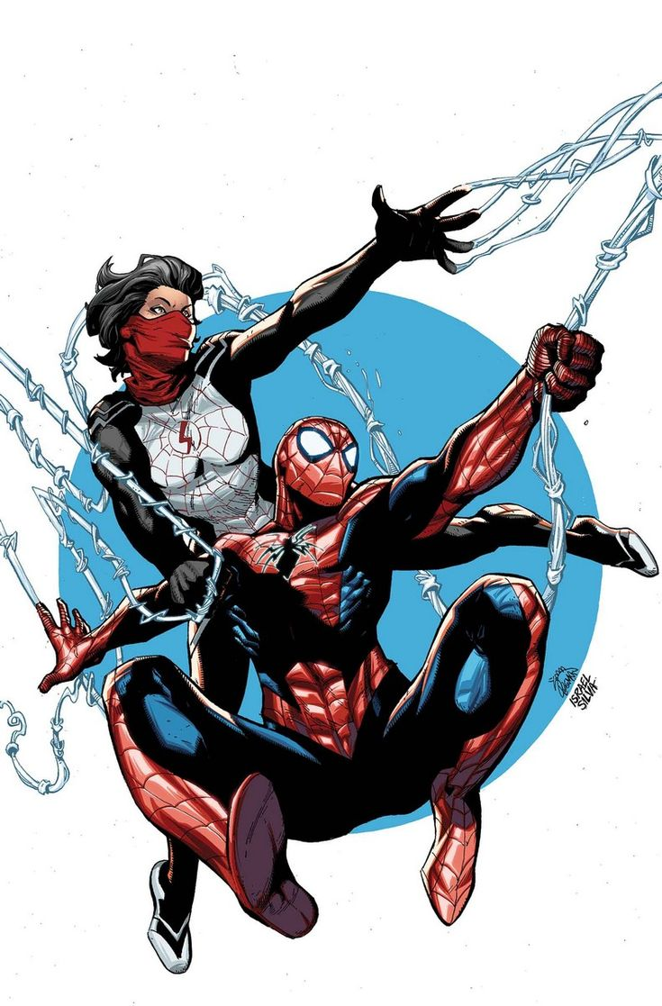 SPIDER-MAN & SILK: THE SPIDER(FLY) EFFECT #4 (OF 4) ROBBIE THOMPSON (W) • TODD NAUCK (A) Cover by RYAN STEGMAN