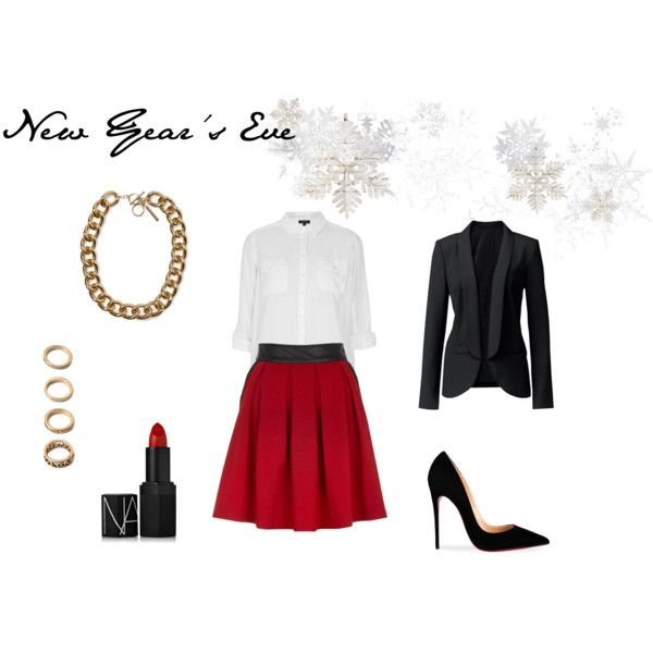"""""""New Year's Eve Vol1"""" by vas0an on Polyvore"""