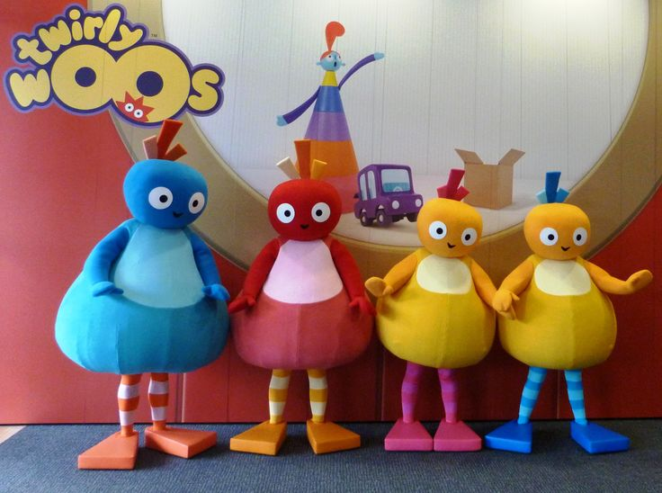 17 Best Images About Twirlywoos On Pinterest Birthday