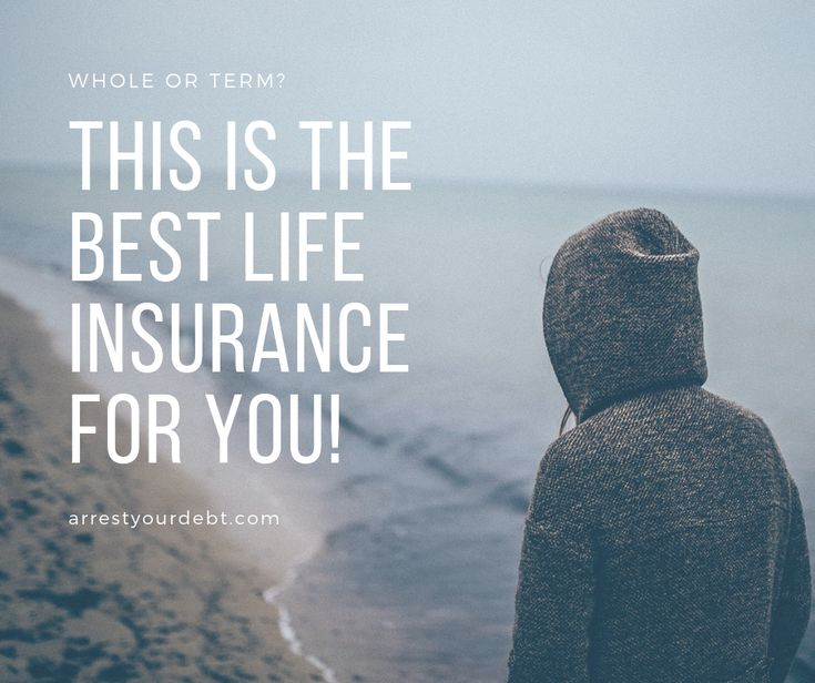 Term or whole life insurance? Find out which one is best for you! #terminsurance   Life ...