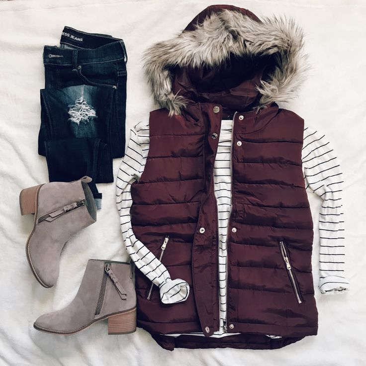 iG- @sunsetsandstilettos - casual outfit inspiration - #winter #outfit