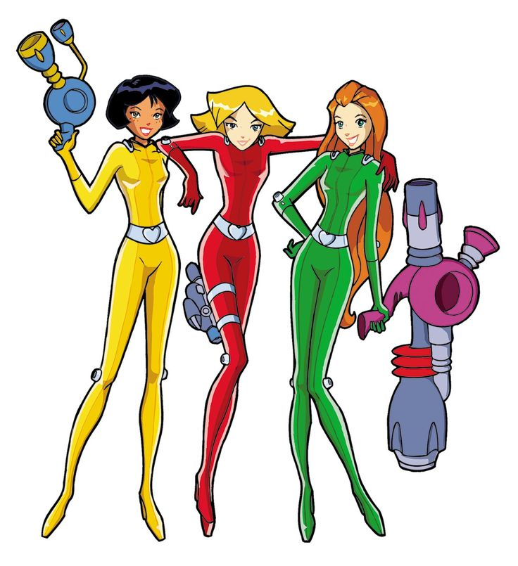 totally spies photo - photo #21