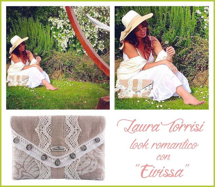 """Laura Torrisi look romantico con """"EIVISSA"""" SS 2015 <3"""