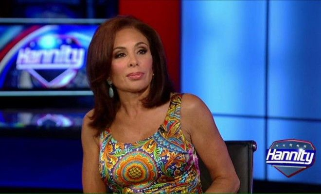 Obama Wants To SHUT DOWN Judge Pirro After She Exposes THIS Leaked Info About Him…Pirro commented that the Obama administration and Islamic radicals might as well be on the same side, because it is clear our 'leader' is not going to do anything to prevent these acts in the future. January 2016  LISTEN 5 minutes- Democrats are traitors