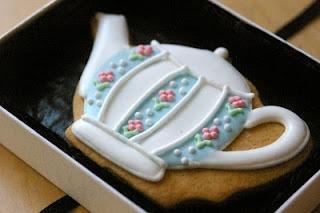 Tea cookie