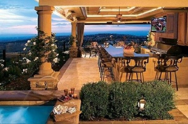 kitchen ideas for houses modern luxury outdoor kitchen designs