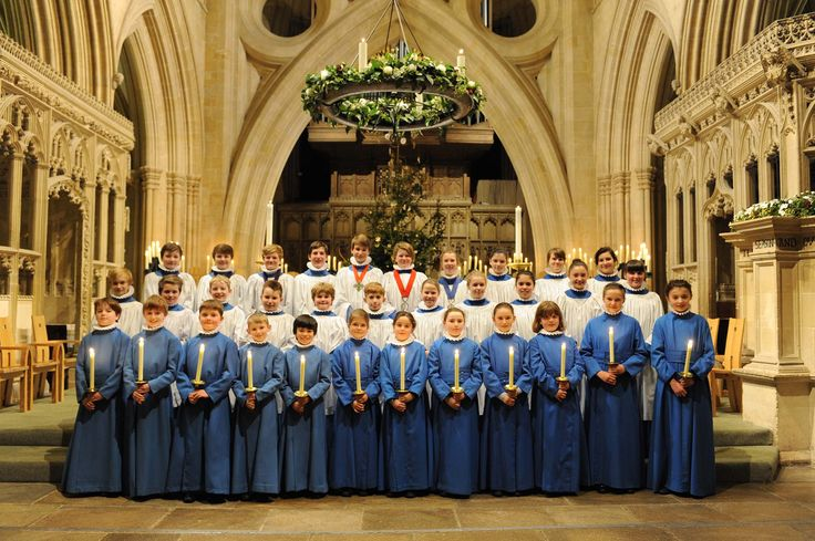 Wells Cathedral Choir