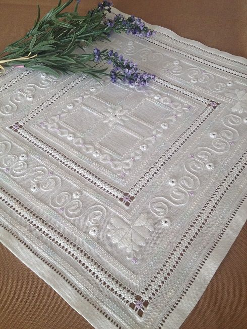 Beliebt 2942 best Hardanger images on Pinterest | Hardanger embroidery  YK63