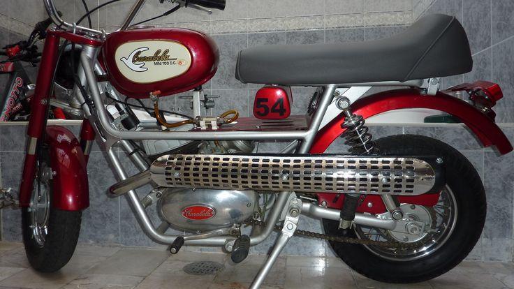 mini moto carabela 100cc bikes i have owned pinterest minis. Black Bedroom Furniture Sets. Home Design Ideas