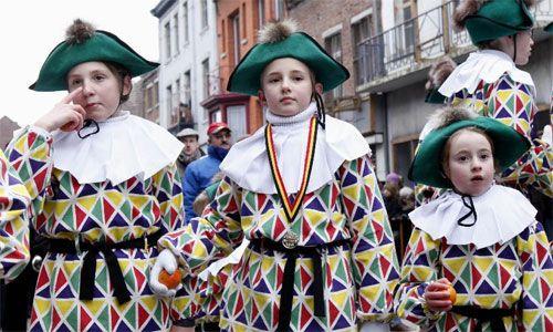 binche carnival - Google Search