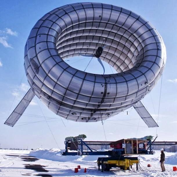 #Ingenieria La primera turbina eólica de operabilidad aérea del mundo.