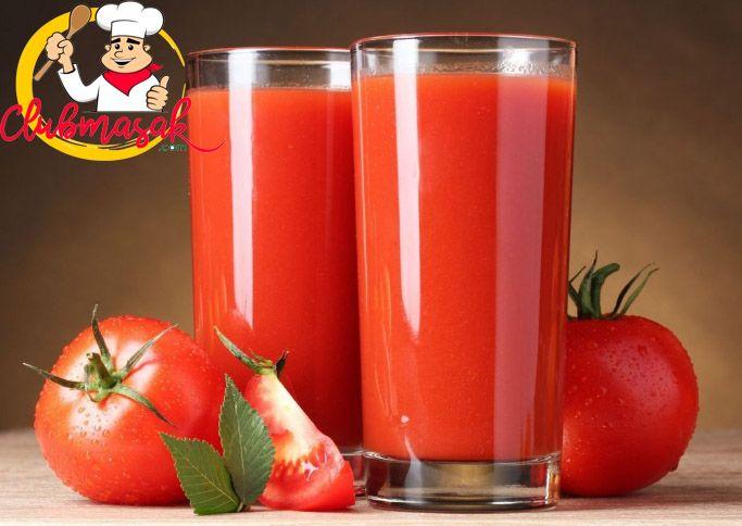 Resep Jus Tomat, Resep Aneka Jus dan Mamfaatnya, Club Masak