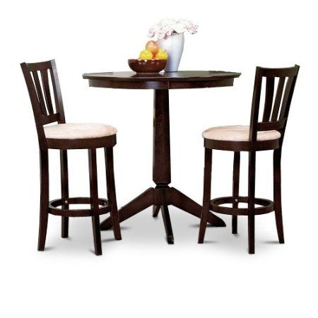 28 best images about small kitchen table sets on pinterest for Small tall dining table