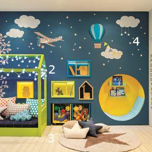 Revista MinhaCASA - Um quarto para sonhar, brincar e aprender
