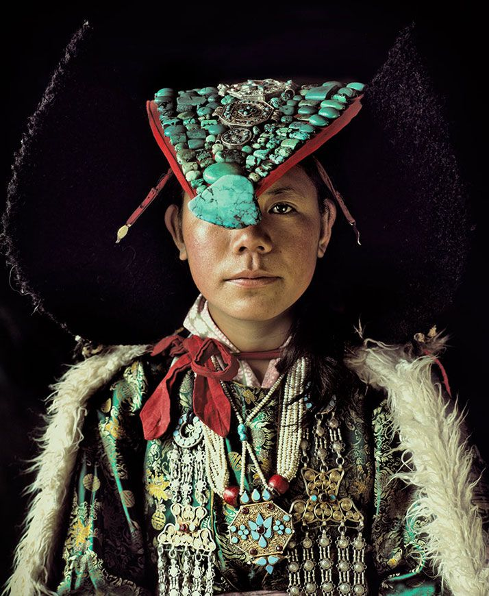 The LADAKHI tribe, INDIA, February 2012. photo © Jimmy Nelson. http://www.yatzer.com/before-they-pass-away-jimmy-nelson