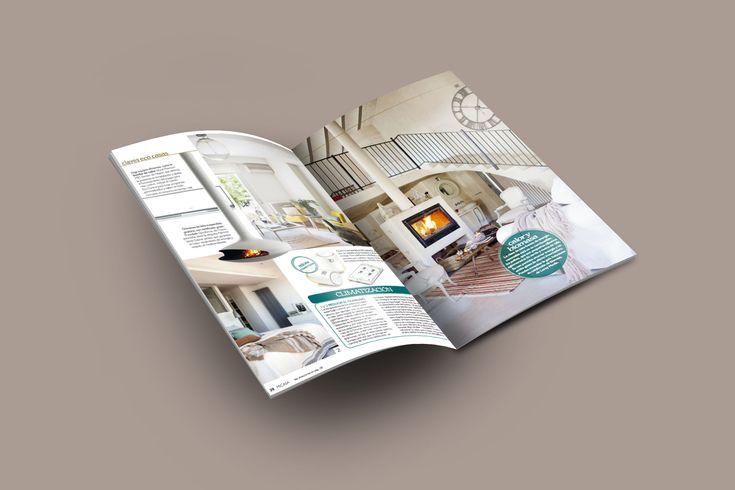 Mi #casa conectada… 🏠😉 ¡Qué sorpresa abrir la #revista Mi Casa y encontrarnos con Netatmo! Para ajustar la temperatura del #radiador a tus horarios y ahorrar #energía es lo mejor de lo mejor. 🙌