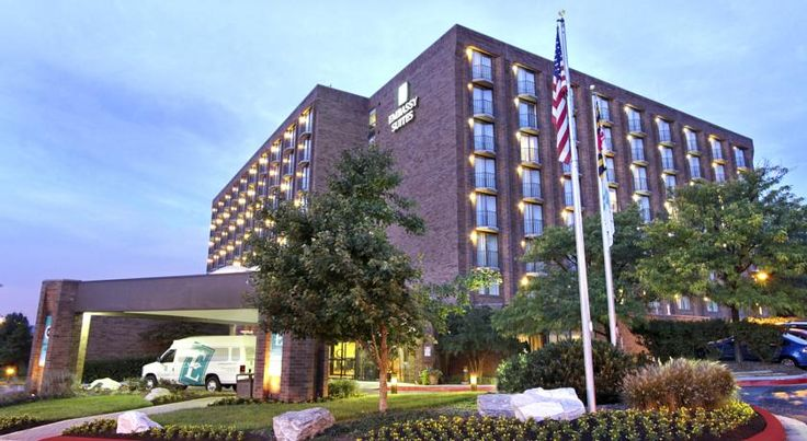 Embassy Suites Baltimore - North/Hunt Valley Hunt Valley Only a short drive from Baltimore city centre, this all-suite hotel offers easy access to area attractions. It features an indoor pool and spacious accommodations with 32-inch flat-screen TVs.