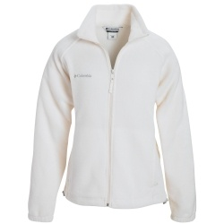 Columbia Women's Full-Zip Fleece Jacket Dark gray :) I REALLY WANT A WHITE SWEATSHIRTS