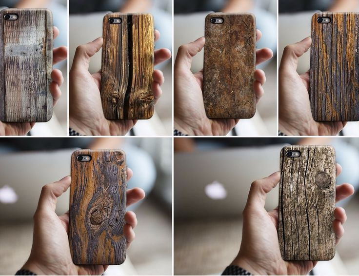 Old Cracked Wood Smartphone Case by DFRshop » Review