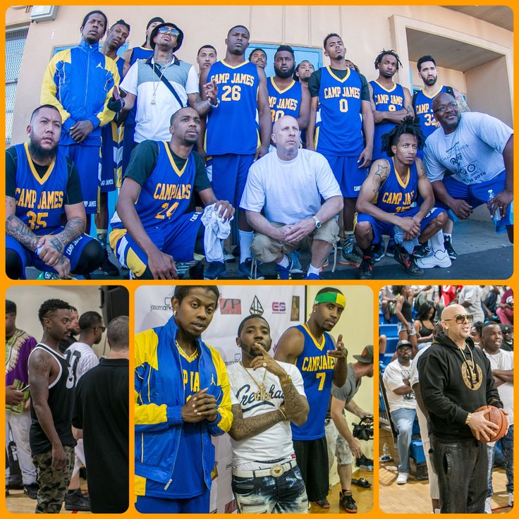 New post on Getmybuzzup- TRINIDAD JAMES, WIZ KHALIFA, DJ PAUL, NIPSEY HUSSLE, PROBLEM, SAFAREE, MALLY MALL & MORE GIVE BACK TO COMMUNITY AT 2ND ANNUAL CAMP JAMES CELEBRITY BASKETBALL GAME [Photos]- http://getmybuzzup.com/?p=655558- Please Share