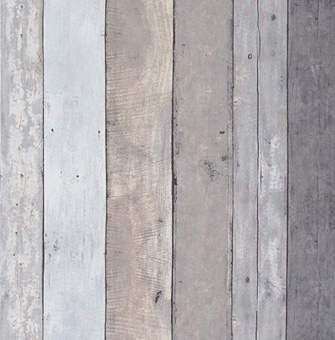 Wood Wallpaper Gray Wood Contact Paper Peel And Stick Wallpaper Removable Self Adhesive Wood Plank Wall Wood Plank Wallpaper Wood Wallpaper Peel And Stick Wood