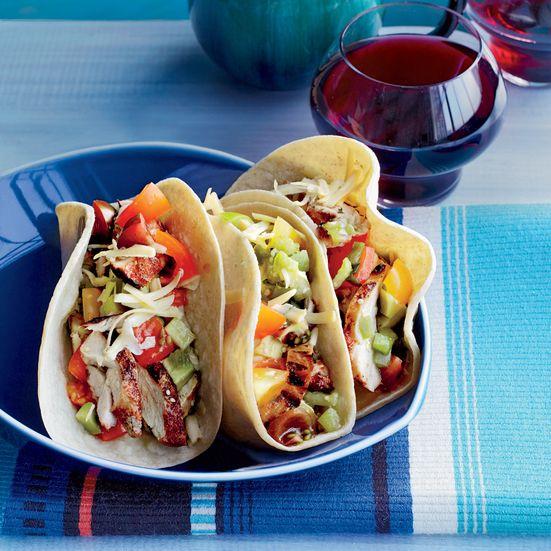 Más de 25 ideas increíbles sobre Best chicken taco recipe ...