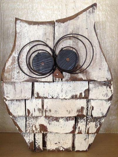 Owl by GrandysHomeDecor on Etsy, $24.00 https://www.etsy.com/listing/193525262/owl?ref=shop_home_active_13