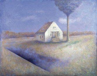 """In memoriam Jerzy Mierzejewski """"Krzywy domek""""/""""Crooked house"""""""