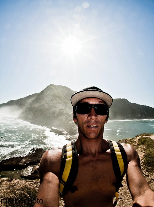 Morne Laubscher the Head of Infrastructure slash surferboy