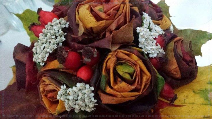 bandorka: Podzimní růže