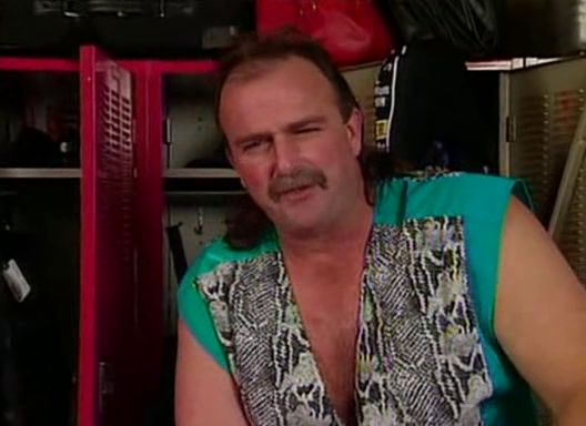 WWF / WWE Royal Rumble 1996: Jake 'The Snake' Roberts competed in the Royal Rumble match