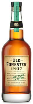 Old Forester Bourbon Whisky has released their second extension of the  Old Forester Whiskey Row Series, specially crafted to honor the U.S. Bottled-in-Bond Act of 1897.