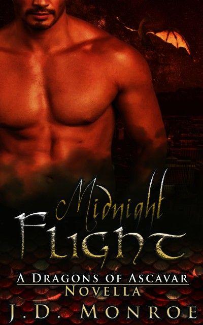 Claim a free copy of Midnight Flight - A Dragons of Ascavar Novella