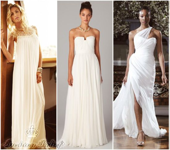 39 best wedding dresses images on pinterest bridal gowns for Caribbean wedding dresses for guests