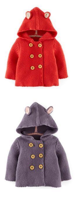 mini boden knit jacket