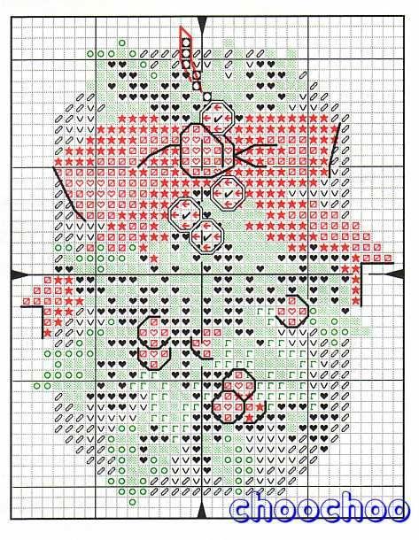Hexagon Designs • 2/5 Spray of Holly