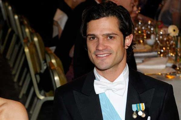 Prince Carl Philip of Sweden, I can appreciate your good looks