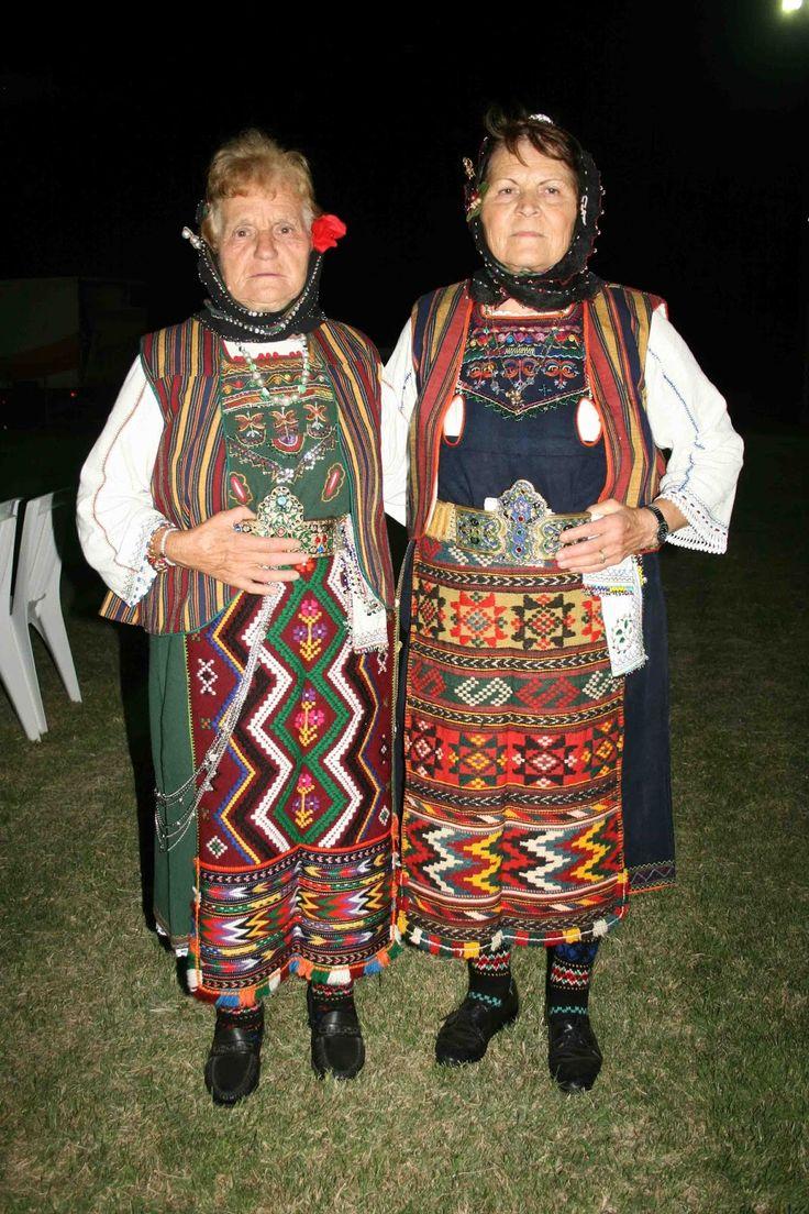 Παραδοσιακή φορεσιά Πενταλόφου Τριγώνου Ορεστιάδος