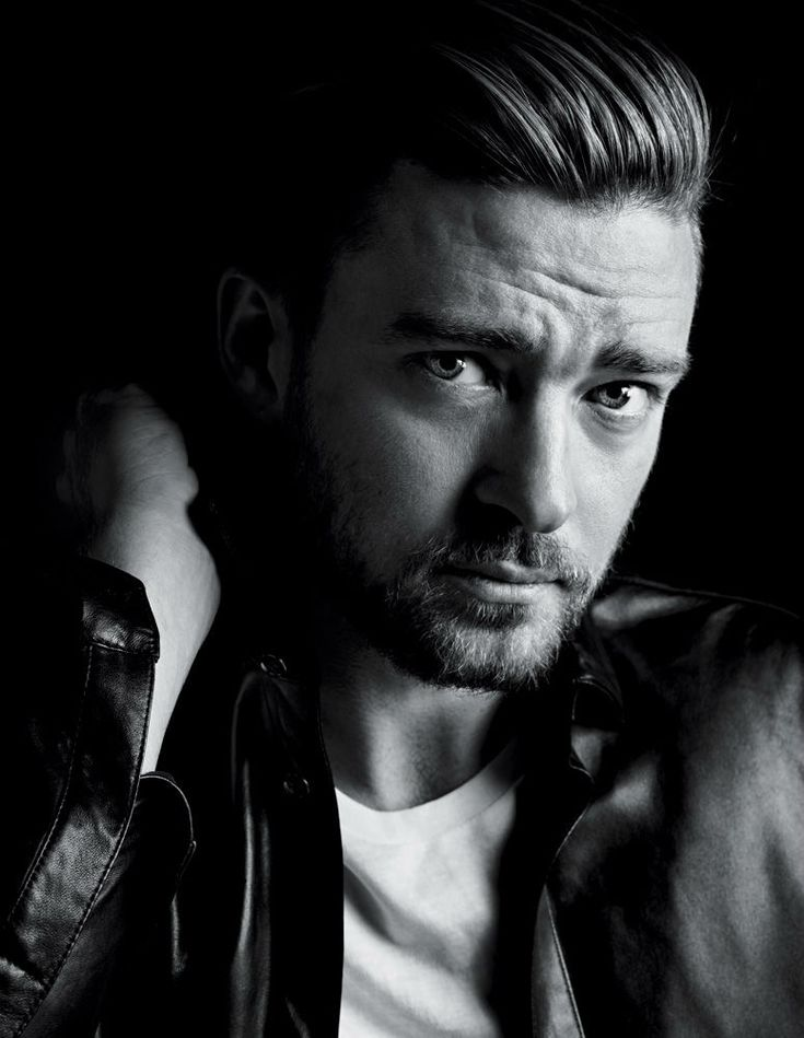 Justin Timberlake by Hedi Slimane for NY Times T Style Men's Fall Fashion 2013.