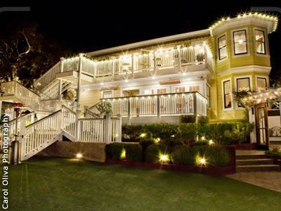 The Perry House Monterey California Wedding Venues 8. Checked this place out yesterday for one or both weddings.