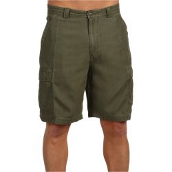 816644-p-2x Best Deal RVCA  The WeekEnd Stretch Shorts (Dark Khaki) Men's Shorts