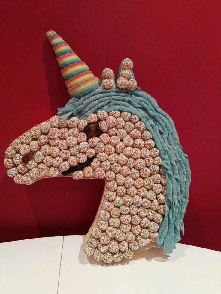 1000 ideas sobre tartas unicornio en pinterest tartas - Tartas de chuches fotos ...
